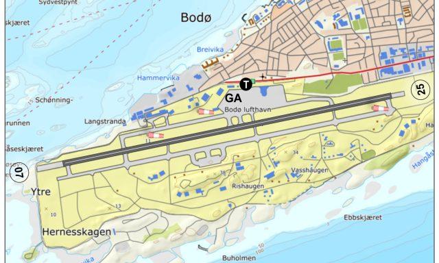 Bodø lufthavn