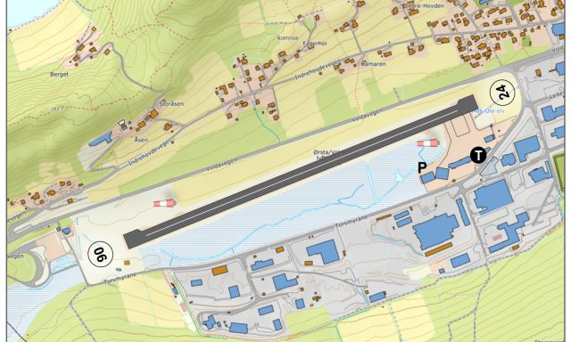 Ørsta-Volda lufthamn, Hovden