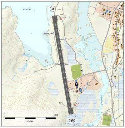 Mehamn lufthavn