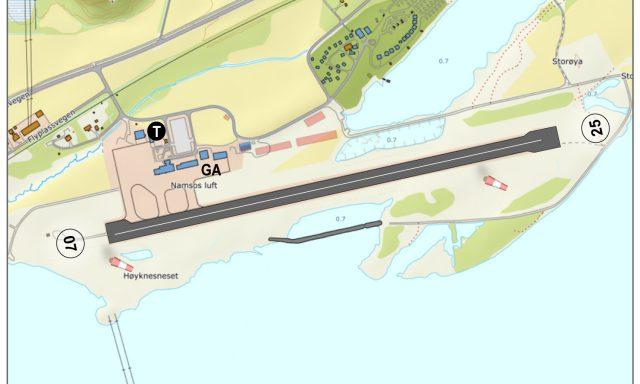 Namsos lufthavn