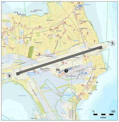 Ålesund lufthavn, Vigra