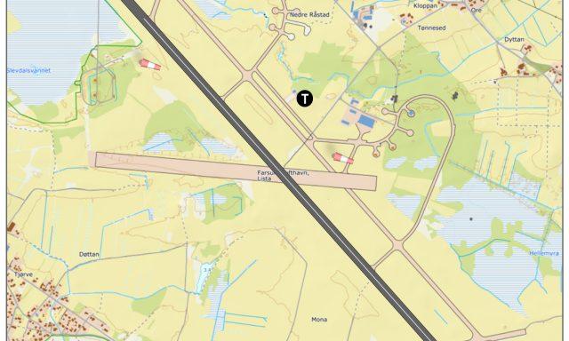 Farsund lufthavn