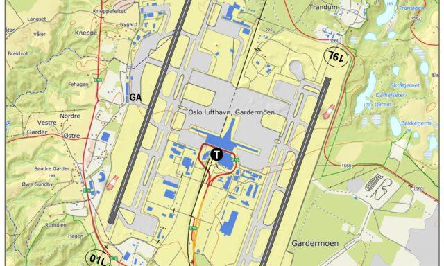 Oslo lufthavn, Gardermoen