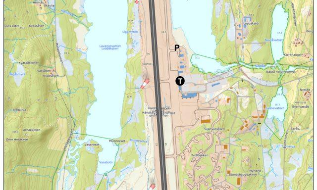 Harstad / Narvik lufthavn, Evenes